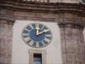 Image for Uhren an der Jesuitenkirche - Innsbruck, Tirol, Austria