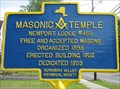 Image for Masonic Temple Newport Lodge #455