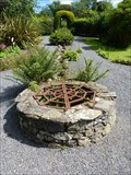 Image for Dunskey Walled Garden Draw Well - Portpatrick, Scotland, UK