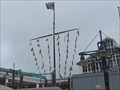 Image for VA Waterfront Nautical Flagpole, Cape Town, South Africa