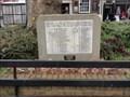 Image for Old L.&F. Stone Co. Memorial Tablet - Stone, UK