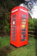 Image for Red Telephone Box - Kimcote, Leicestershire, LE17 5RU