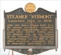 """Image for Steamer """"Vermont"""" - Burlington"""