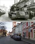 Image for 1945 - námestí, Slaný, Czechia