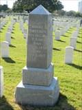 Image for Thomas S. Sweeney - San Antonio National Cemetery - San Antonio, Tx.