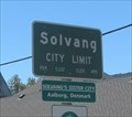 Image for Solvang Sister City Plaque - Solvang, CA