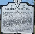 Image for Gabriel's Rebellion