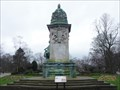 Image for Statue Of Queen Victoria At Woodrhouse Moor Park - Leeds, UK