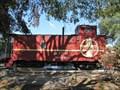 Image for Atchison, Topeka & Santa Fe Railway Caboose #999248 - Strong City, Kansas