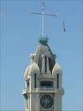 Image for Nautical Flag Pole - Aloha Tower - Honolulu HI