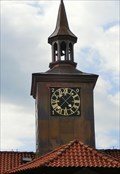 Image for Chateau Clock - Chrast, Czech Republic