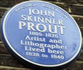 Image for John Skinner Prout - Marchmont Street, London, UK