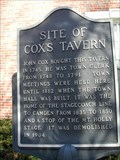 Image for Moorestown - Cox's Tavern