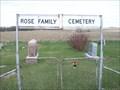 Image for Rose Family Cemetery, Brandt, South Dakota