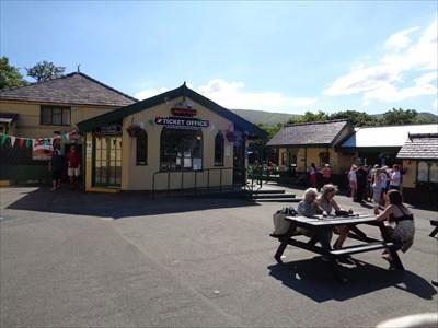 Snowdon Mountain Railway - Satellite Oddity, Snowdonia, Wales