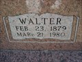 Image for 101 - Walter Jones - Rush Springs, OK