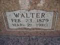 Image for 101 - Walter Jones - Rush Springs, OK