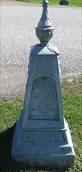 Image for BROWN - Middlefield Center Cemetery - Middlefield, Ohio