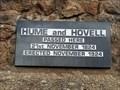 Image for Hume & Hovell - Ebden, Vic, Australia