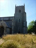 Image for Bell Tower, St. Mary's, Wiveton, Norfolk, England