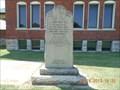 Image for Otoe-Missouria War Memorial - Red Rock, OK