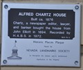 Image for Alfred Chartz House