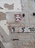 Image for Die Johanniter Emblem - Rothenburg ob der Tauber, Bavaria, Germany