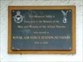 Image for RAF Hunsdon Memorial, Village Hall, Hunsdon, Herts, UK