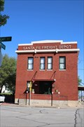 Image for Santa Fe Freight Depot -- Brenham TX