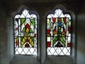 Image for Stained Glass Windows - St Peter - Allexton, Leicestershire