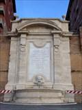 Image for Vanvitelli Fountain - Civitavecchia, Lazio, Italy