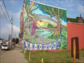 Image for Midwife Center Mural  -  Pittsburgh, Pennsylvania