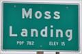 Image for Moss Landing, California ~ Population 782