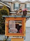 Image for The Bicycling Bunny Little Free Library #14279 - Chino, CA