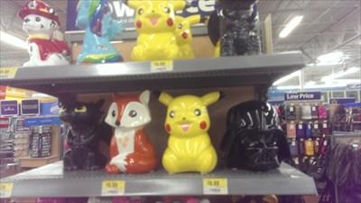 Ceramic Pikachu