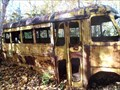 Image for Dead School Bus, Baie Comeau, Quebec