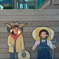 Image for Farm Kids Photo Cutout - Prosper, TX, US