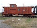 Image for Katy Caboose (#13540) - Wagoner, OK