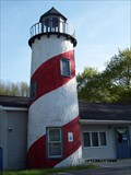 Image for Eaton, New York U.S. Post Office Lighthouse - Eaton, NY