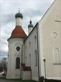 Image for Wallfahrtskirche Maria Hilf - Klosterlechfeld, Bayern, Germany