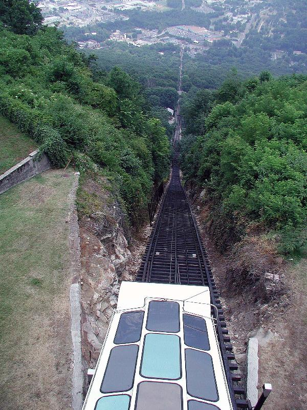Lookout Mountain Incline Railway Lookout Mountain Tn