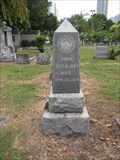 Image for M.C. Vihlen, WOW, City of Miami Cemetery, Florida