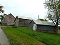 Image for Old Dairy Barn and Outbuildings - Moscow, Ontario