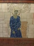 Image for Gillian Humphreys - Mosaic - Pontypridd, Wales.