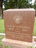 Image for W.E. Whitesides - Athens Cemetery, Athens TX