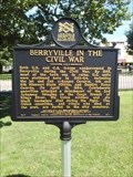 Image for Berryville In The Civil War - Berryville AR