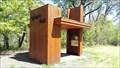 Image for Avery Park Applegate Trail Kiosk - Corvallis, OR