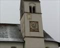 Image for St. Niklaus Church Clock - Hofstetten, SO, Switzerland