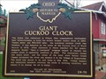 Image for Giant Cuckoo Clock