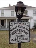Image for Bennett-Richardson House - 1902 - Whitesboro, TX